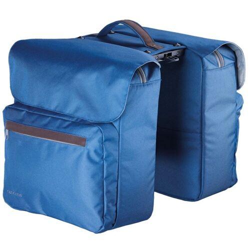 racktime Fahrradtasche »Ture« (2-tlg), blau