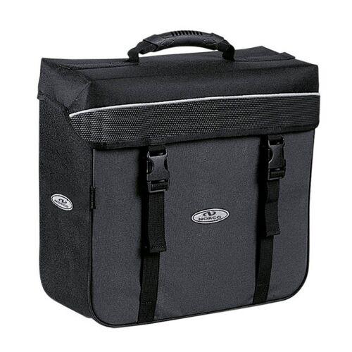 NORCO Gepäckträgertasche »Orlando City-Box Gepäckträgertasche«