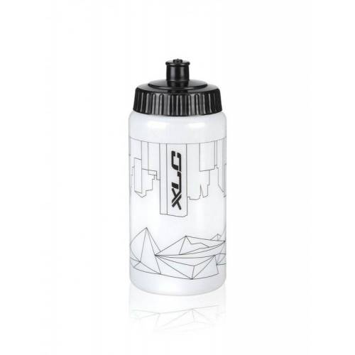 XLC Trinkflasche »Trinkflasche WB-K04 500ml, City of Mountains«