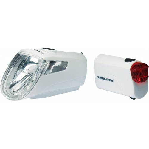 Trelock Fahrradbeleuchtung »LS 360 I-GO ECO«, white