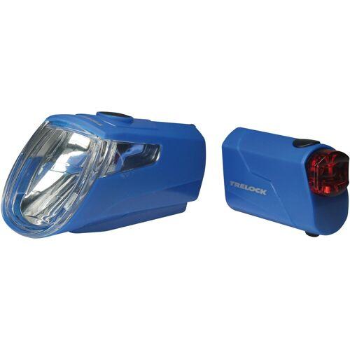 Trelock Fahrradbeleuchtung »LS 360 I-GO ECO«, blue