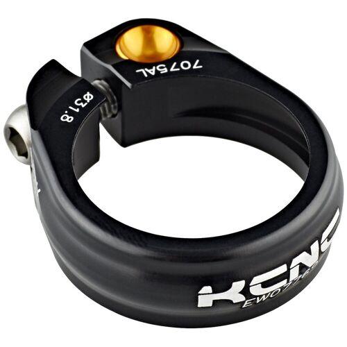 KCNC Sattelklemme »Road Pro SC 9 Sattelklemme Ø31,8mm«