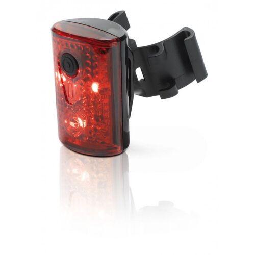 XLC Fahrradbeleuchtung »Comp Rückleuchte Pan rot CL-R14 mit StVZO für«