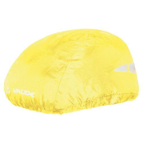 VAUDE Fahrradhelm »Helm Regenüberzug«, gelb