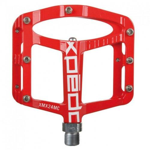 Xpedo Blockpedale »Pedal SPRY rot 9/16', XMX24MC«