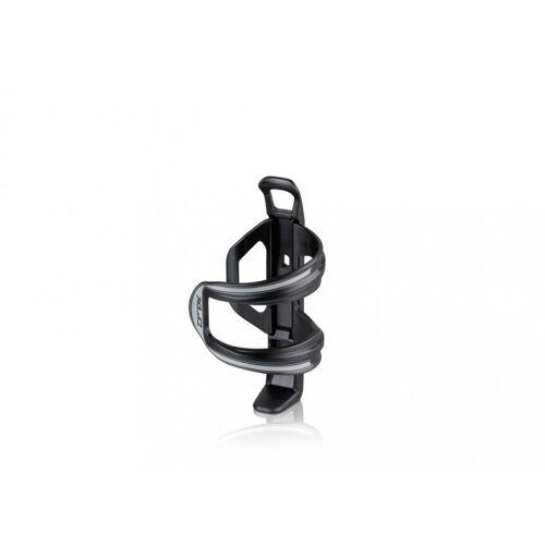 XLC Fahrrad-Flaschenhalter »Flaschenhalter Sidecage schwarz/grau«