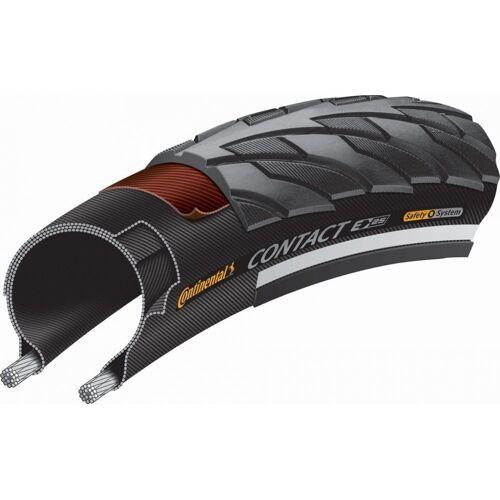 CONTINENTAL Fahrradreifen »Reifen Conti Contact Reflex 28x1 1/4x1 3/4' 32-622«