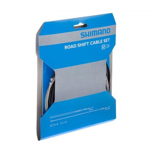 Shimano Schaltzug »Schaltzugset Road - Stahl«