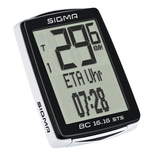 Sigma SPORT Fahrradcomputer »Sigma Fahrradcomputer Topline BC 16.16 STS«