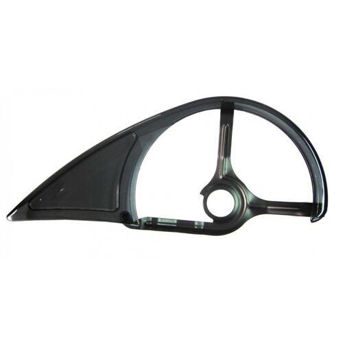 AXA Fahrradkette »Kettenschutz Chaincap 48 Zähne,rauch/schwarz,«