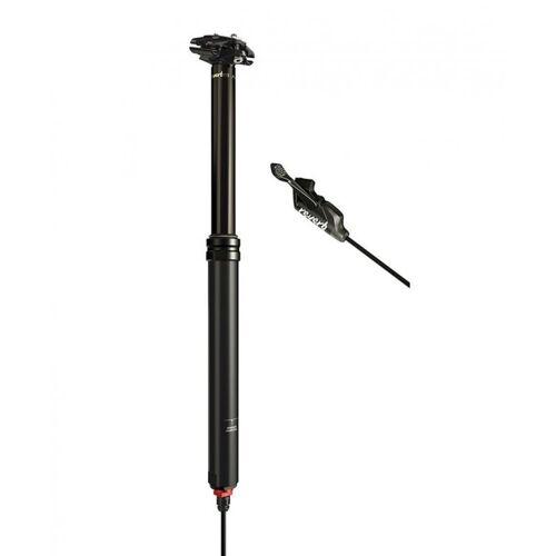 RockShox Sattelstütze »Sattelst.Reverb Stealth Std.C1 30.9Ø,125m«, Sattelst.Reverb Stealth Std.C1 30.9Ø,125mm,sw, re/o,li/u,MMX,L 351mm
