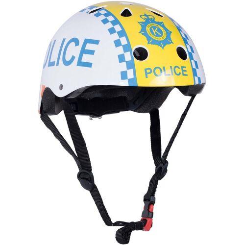Kiddimoto Kinderfahrradhelm »Fahrradhelm - Police / Polizist«