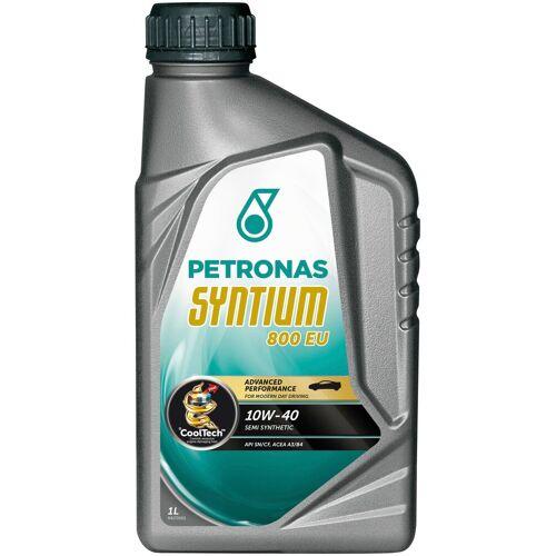 Petronas Motoröl »Syntium 800 EU 10 W - 40«, grau