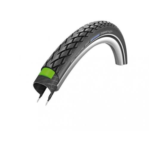 Schwalbe Fahrradreifen »Reifen Marathon HS420 28x1 1/8' 28-622 sw«