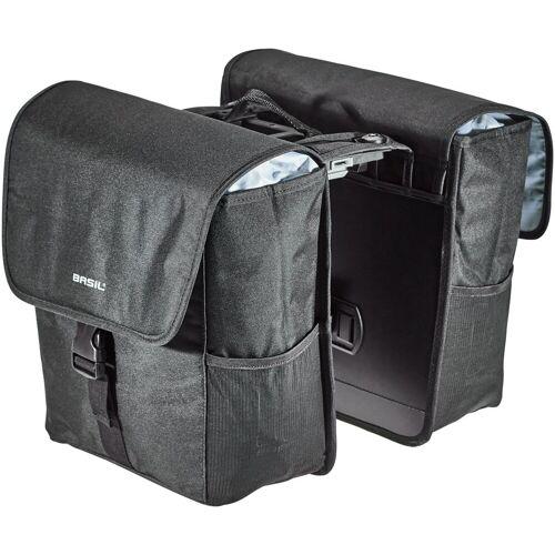 Basil Gepäckträgertasche »GO Doppel-Gepäckträgertasche 32l«