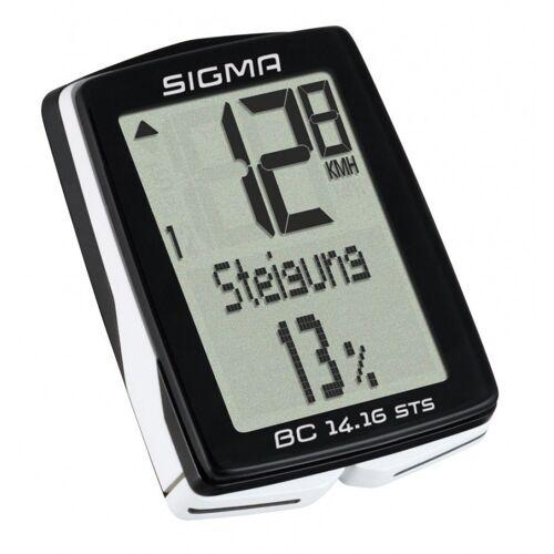 Sigma Fahrradcomputer »Fahrradcomputer Topline BC 14.16 STS«