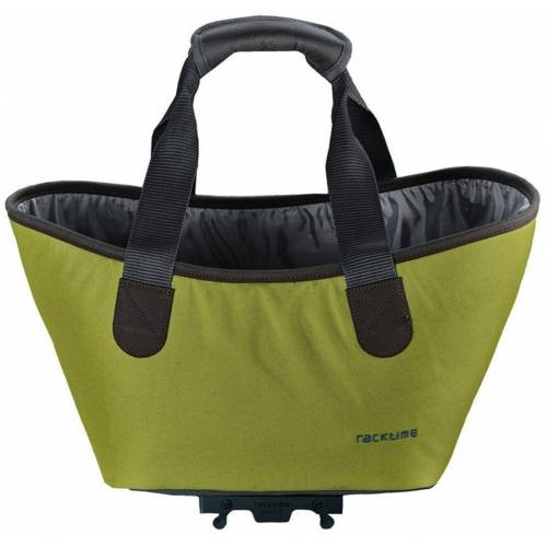 racktime Fahrradtasche »Agnetha« (2-tlg), grün