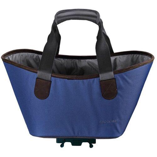 racktime Fahrradtasche »Agnetha« (2-tlg), blau