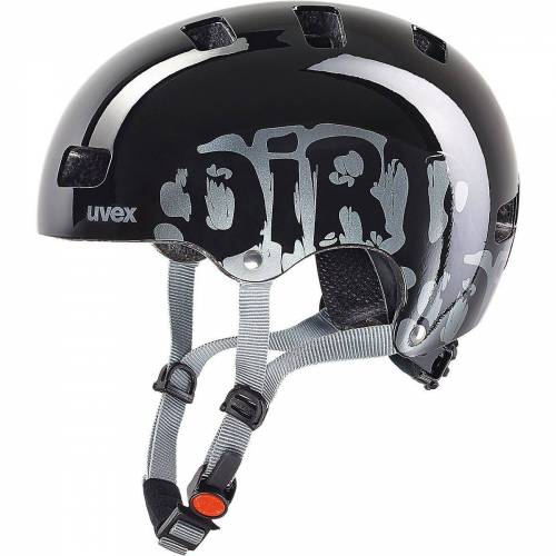 Uvex Kinderfahrradhelm »Fahrradhelme Kid 3 dirtbike black«