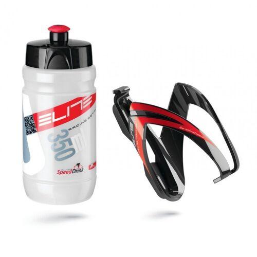 Elite Trinkflasche »Trinkflasche inkl Halter Kit Ceo, 350 ml - F«