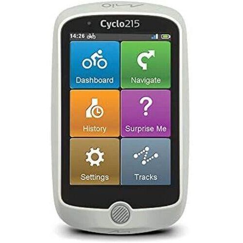 Mitac Mio »Fahrradnavigationsgerät, 8,89 cm(3,5),ANT+ Sensor« Navigationsgerät (Cyclo 215 HC Full Europe)
