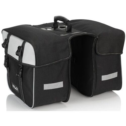 XLC Gepäckträgertasche »Doppelpacktasche Traveller«