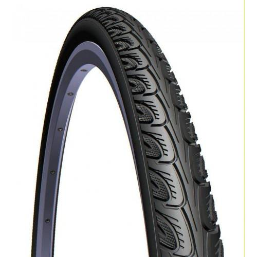 Mitas Fahrradreifen »Reifen Hook V 69 28x1 3/8' 37-622 sz. Reflex«