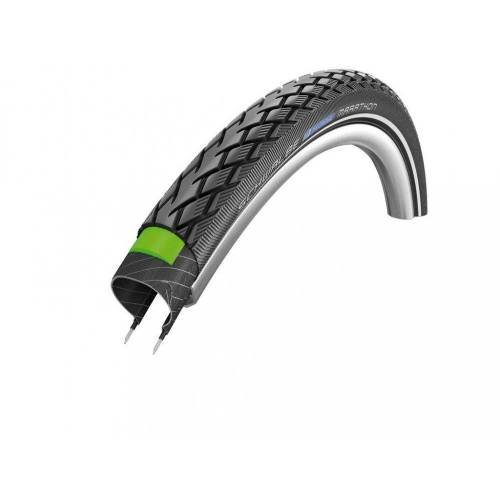 Schwalbe Fahrradreifen »Reifen Marathon HS420 26x1 3/8' 37-590 sw«