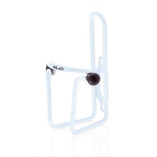 XLC Fahrrad-Flaschenhalter »Trinkflaschenhalter Alu BC-A02 weiß, Polster r«