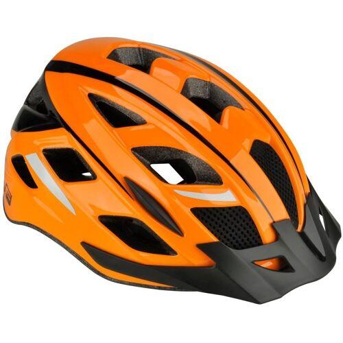 FISCHER Fahrräder Fahrradhelm »Fahrradhelm Urban Sport S/M«, Verstellbarer Innenring-System; mit beleuchtetem Innenring-System