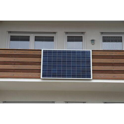 Sunset Komplett-Set: Solaranlagen »SUNpay®-Solaranlage«, silberfarben