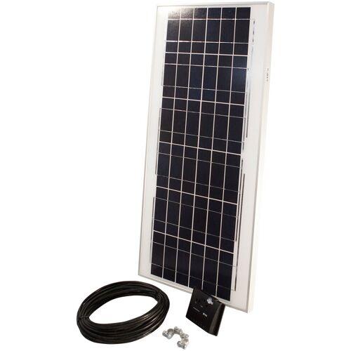Sunset Set: Solaranlagen »Solarstrom-Einsteiger«, 45 Watt 12 V, schwarz