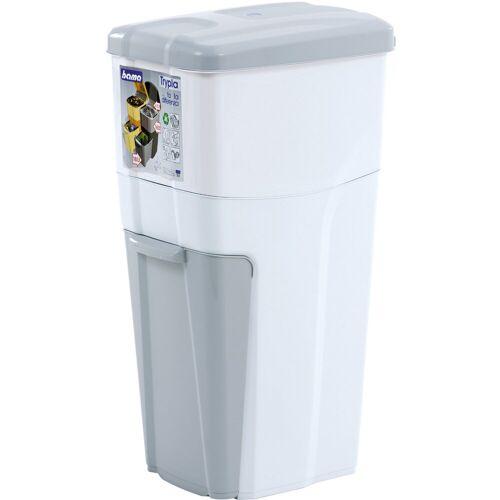 Bischof Bama Mülltrennsystem »Trypla«, Dreifach-Mülltrennung