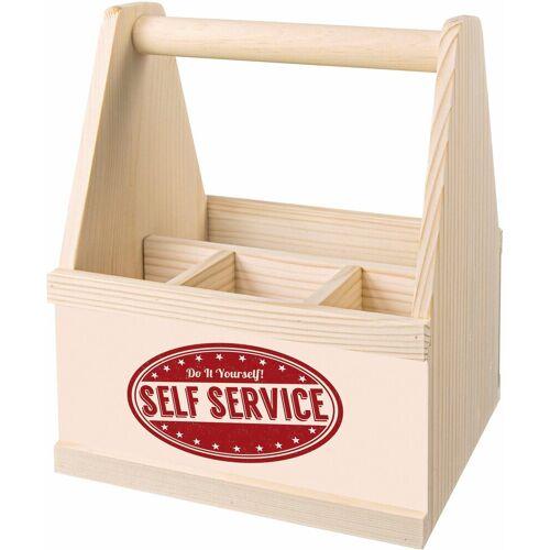 Contento Besteckträger »Self Service«