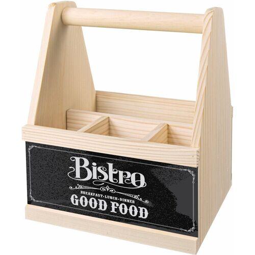 Contento Besteckträger »Bistro Good Food«