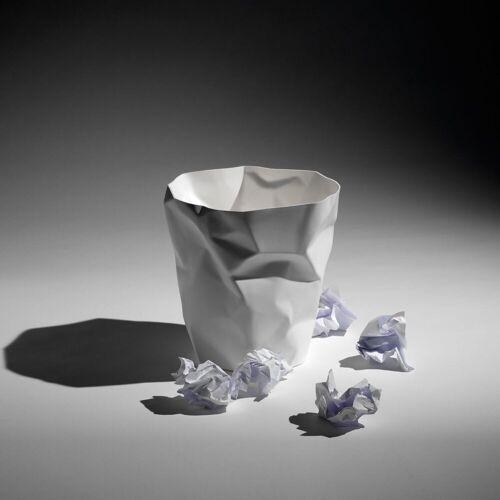 Klein & More Essey Papierkorb BIN BIN weiß, weiß