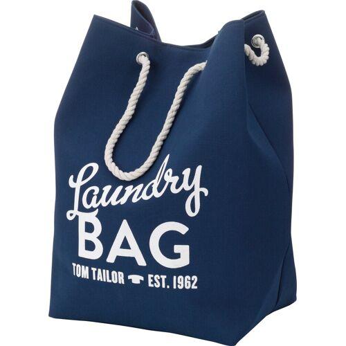 TOM TAILOR Wäschesack »LAUNDRY BAG«, blau