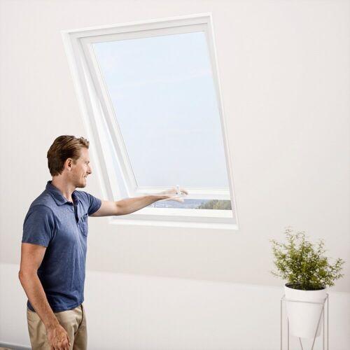 WINDHAGER Insektenschutzgitter »für Dachfenster«, BxH: 130x150 cm
