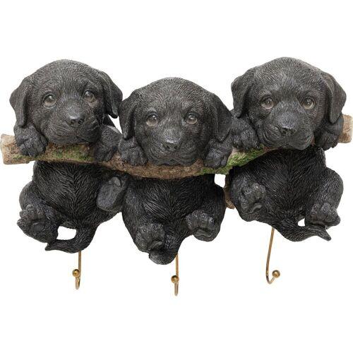 KARE Garderobe »Wandhaken Three Mini Dogs«