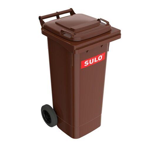 SULO Mülltrennsystem »Mülltonnen 80L braun«
