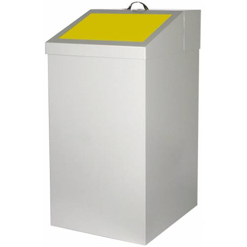 Szagato SZ METALL Abfalleimer 45 l, gelb