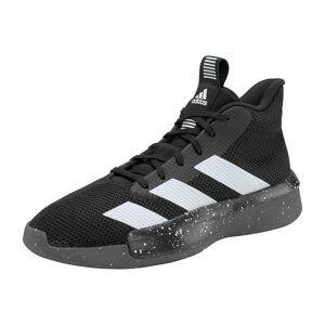 Adidas Performance »PRO NEXT 2019« Basketballschuh, Core Black / Cloud White / Cloud White