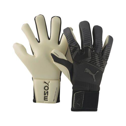 Puma Torwarthandschuhe »ONE Grip 1 Hybrid Pro Fußball Torwarthandschuhe«, schwarz