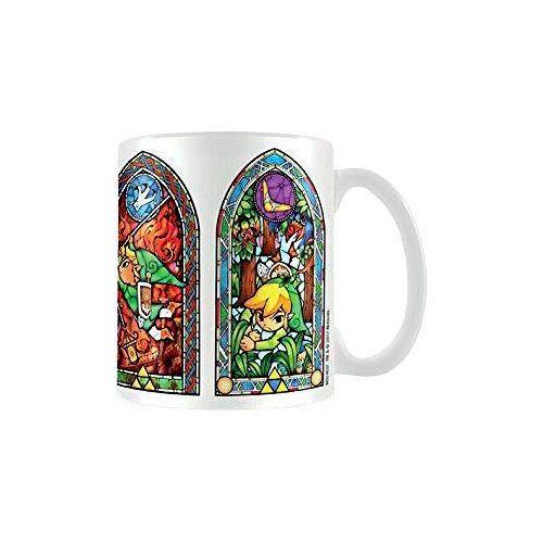 Spielfigur »The Legend Of Zelda Tasse - Stained Glass«
