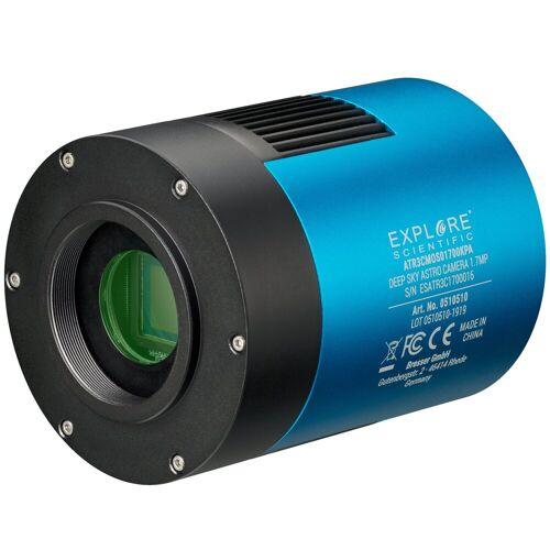EXPLORE SCIENTIFIC Astro Kamera »Deep Sky Astro Kamera 1,7MP mit aktiver Kühlung«