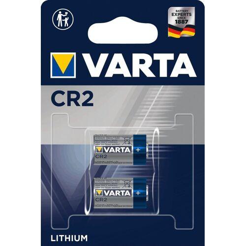 Varta »CR2 Lithium« Batterie, (3 V, 1 St), Foto Batterie