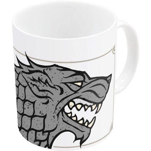 Becher »Game of Thrones Becher Winter is coming(325 ml)«, Keramik