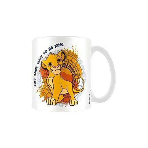 Spielfigur »König der Löwen Tasse«