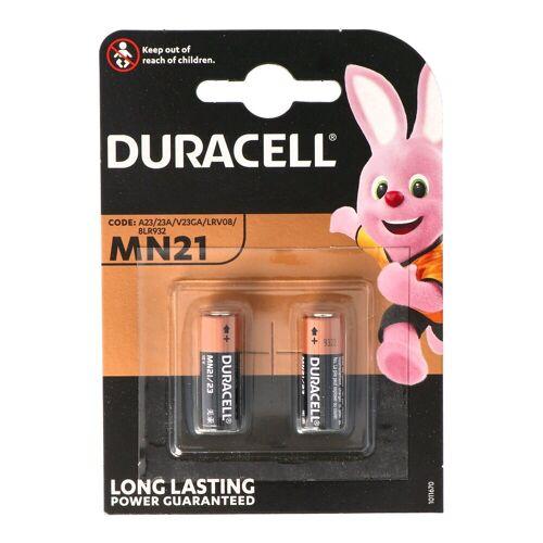 Duracell »MN21 12V Batterie, Varta V23GA, GP23A, K2« Batterie