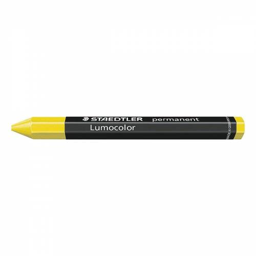 Staedtler Universalkreide »Lumocolor permanent omnigraph«, gelb